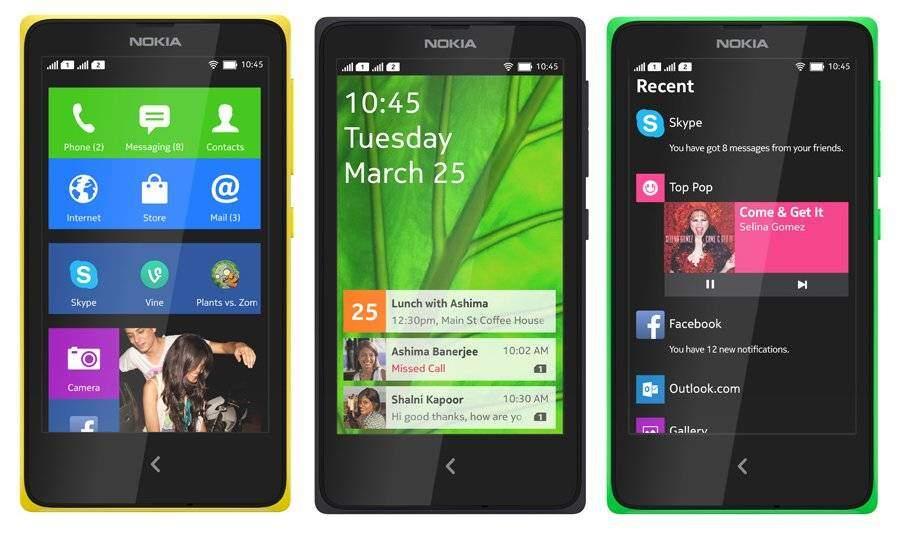 Nokia X: disponibile su Eprice.it a soli 140€