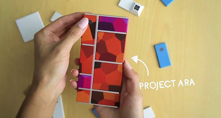 Project Ara, accordo tra Google e Toshiba