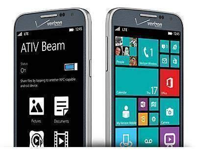 Samsung ATIV SE Beam