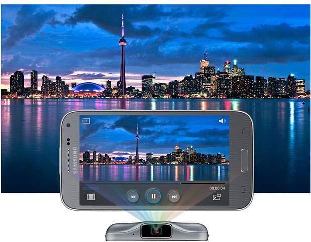 Samsung Galaxy Beam 2 proiettore