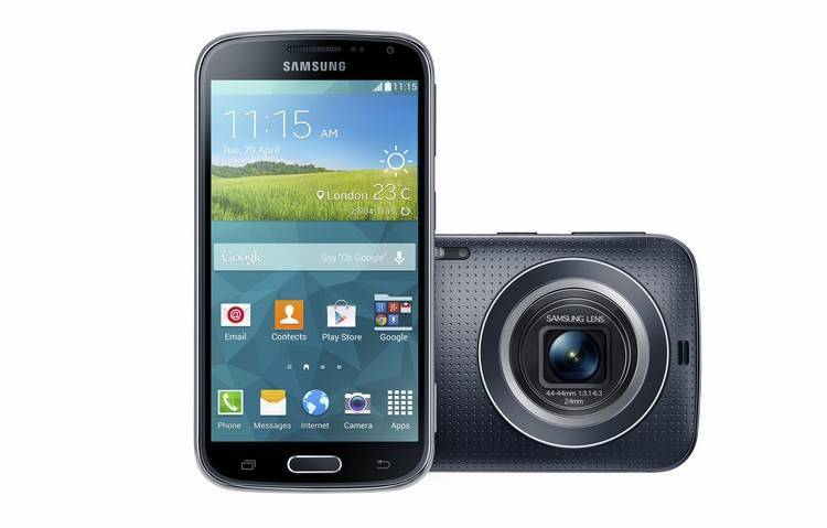 Samsung Galaxy K Zoom 10