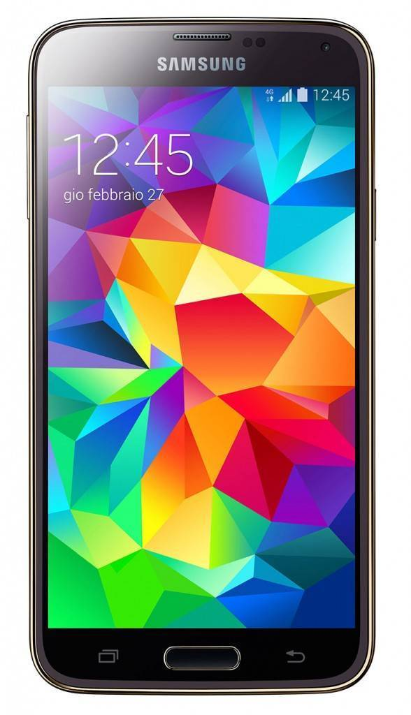 Samsung Galaxy S5 Copper Gold Vodafone