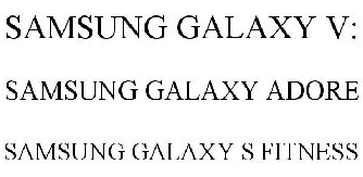 Samsung-Galaxy-V-Adore-S-fitness-trademarks