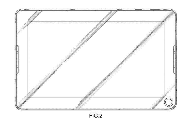 Tablet Samsung buco