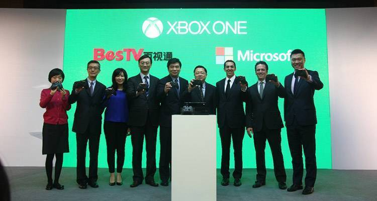 Xbox One in Cina