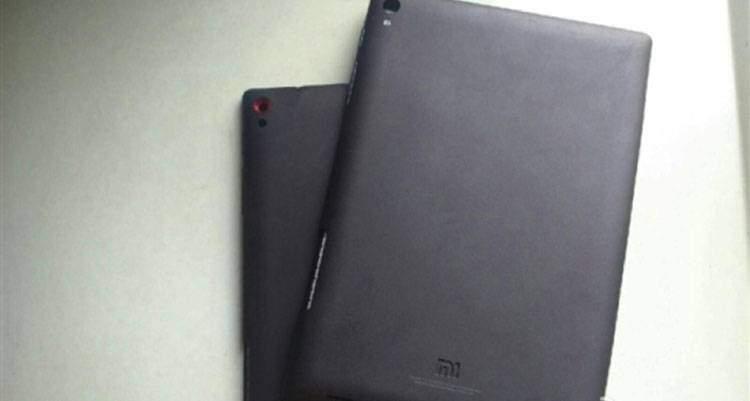 Xiaomi Tablet simile ad iPad Mini? Ecco le foto