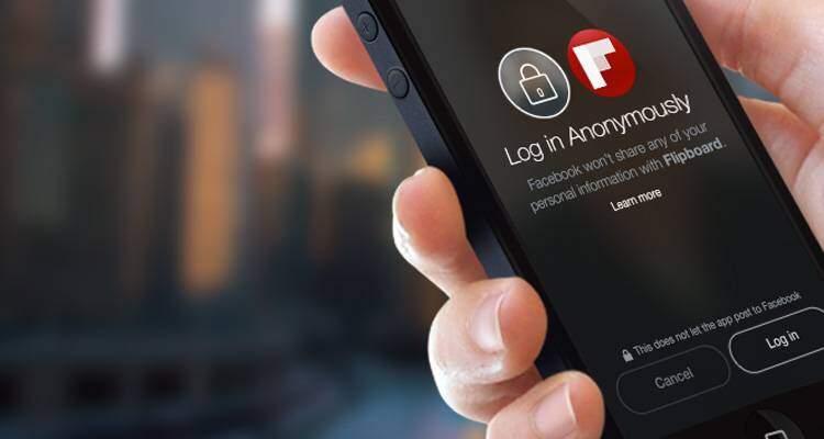 Facebook lancia il Login Anonimo: massima comodità e privacy protetta