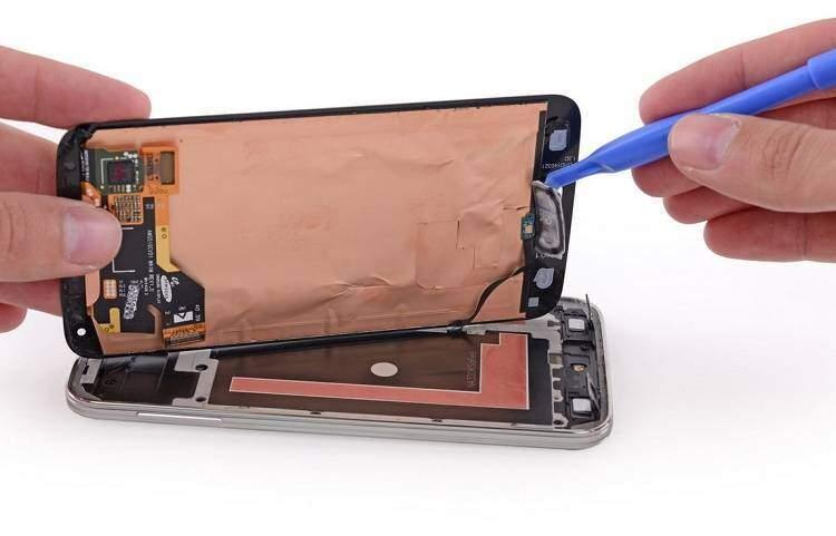 Samsung Galaxy S5: più difficile da riparare di Galaxy S4!