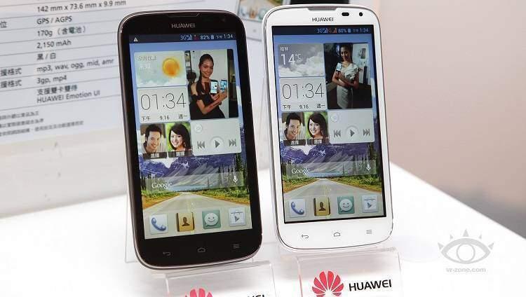 Huawei Ascend G610, il nuovo Dual SIM a 199€