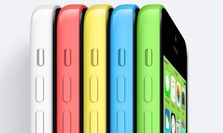 iPhone 5C da 8GB disponibile su Apple Store Italia a 579€
