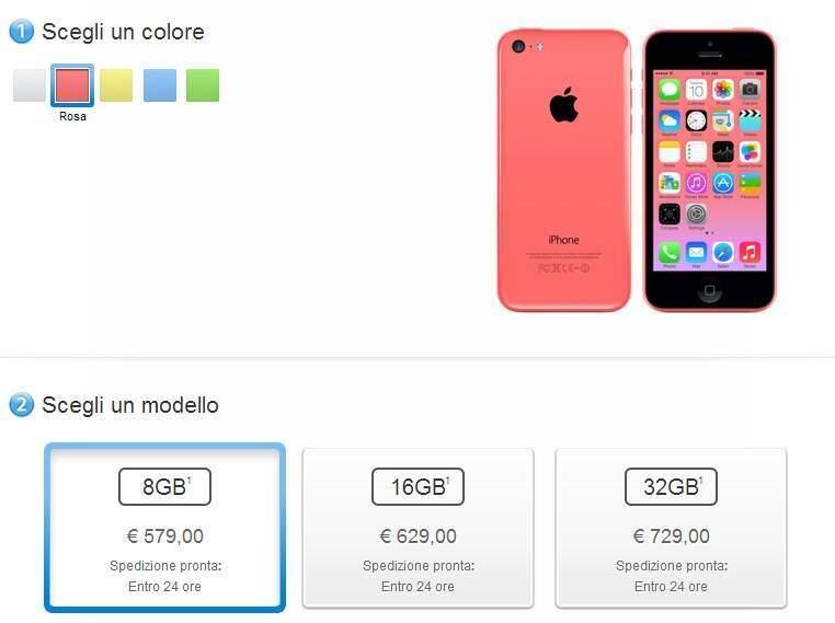 iphone-5C-italia