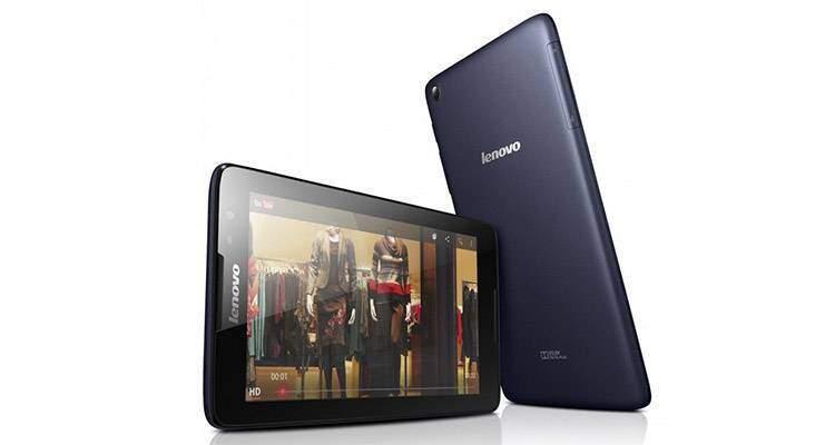 Lenovo, presentati quattro nuovi tablet Android