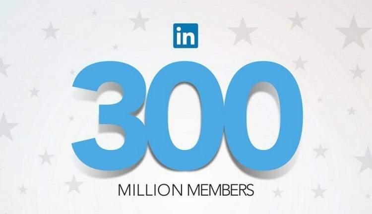 LinkedIn, raggiunta quota 300 milioni di iscritti