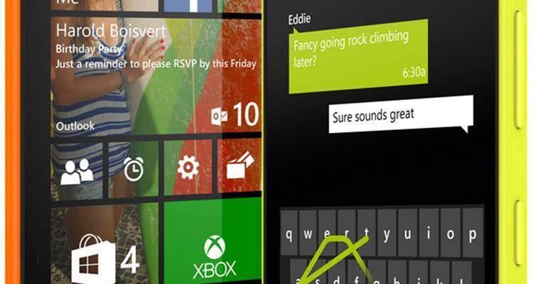 Lumia Cyan, ecco l'aggiornamento a Windows Phone 8.1