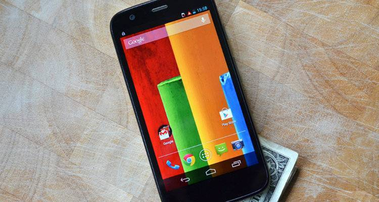 Motorola prepara un nuovo entry-level con Android 4.4