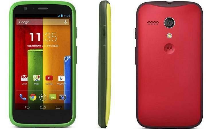 Moto G Forte: è ufficiale il nuovo rugged phone con Android 4.4