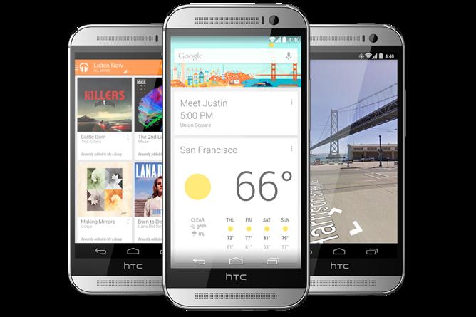 HTC One M8: disponibile rom per trasformarlo in Google Play Edition