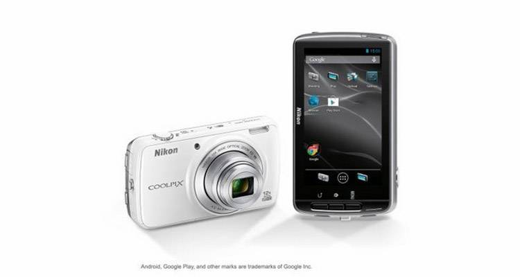 Nikon Coolpix S810c, nuova fotocamera Android