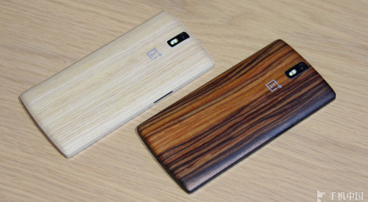 OnePlus One, le prime foto con cover in Bamboo