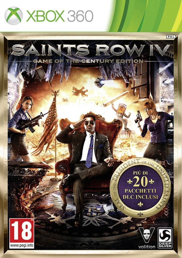 saints row 4 gotc
