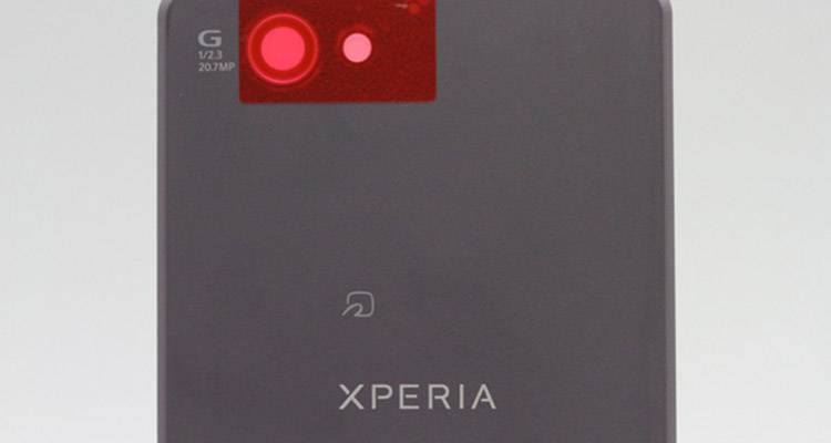 sony xperia z2 compact fronte