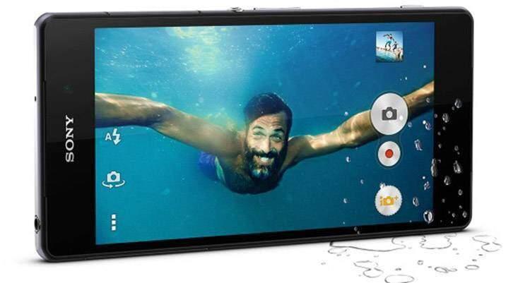 Sony Xperia Z2 eletto come miglior cameraphone sul mercato