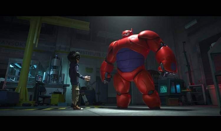 Big Hero 6: il trailer del primo film Disney basato su fumetti Marvel