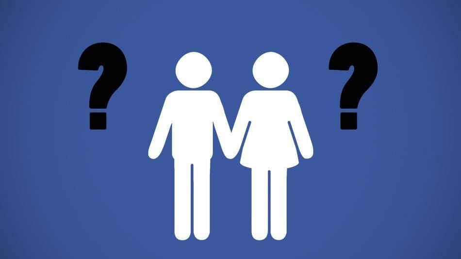 """Facebook presenta nuovi modi per flirtare: arriva il pulsante """"chiedi lo status sentimentale""""."""
