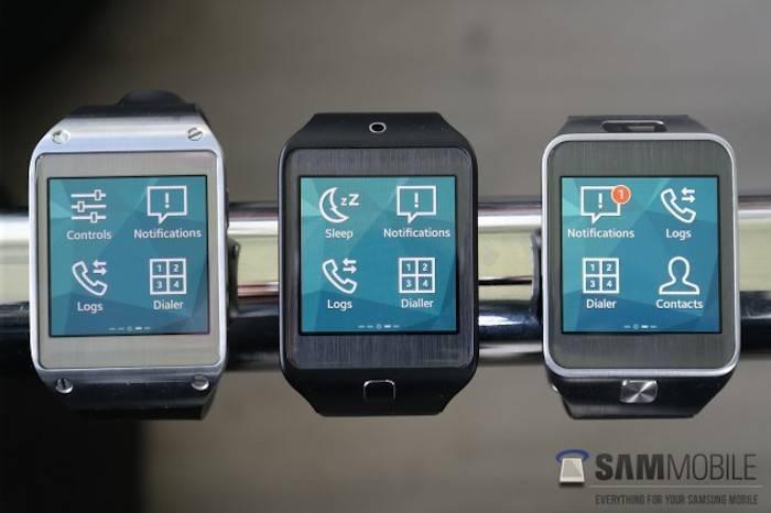 Samsung Galaxy Gear si aggiorna ufficialmente… ma a Tizen!