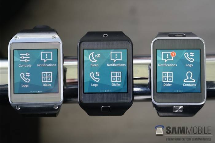 Samsung Galaxy Gear: addio Android, benvenuto Tizen?