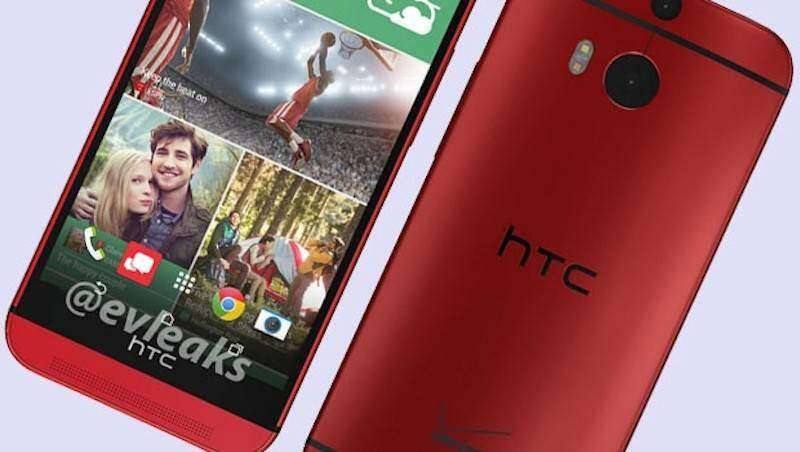HTC One M8, nuovi colorazioni in arrivo: blu, rosso e rosa!