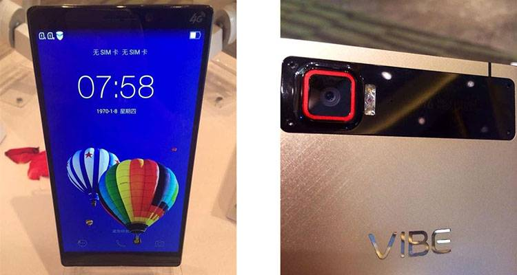 Lenovo Vibe Z2 Pro, phablet Android con display QHD