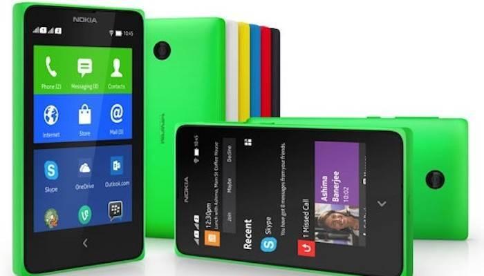 Nokia-Android-X