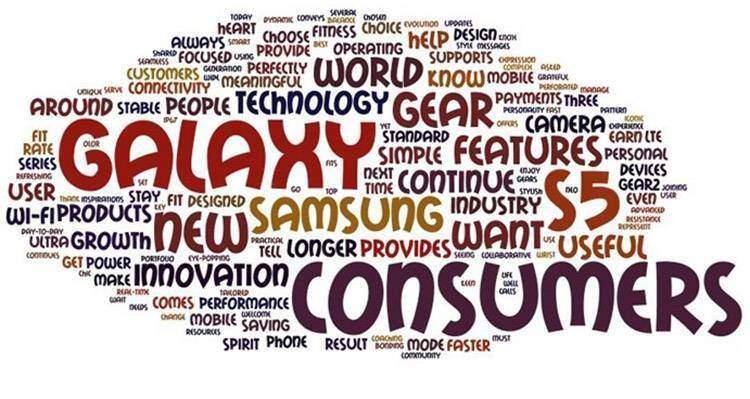 Samsung Galaxy S5 parole presentazione