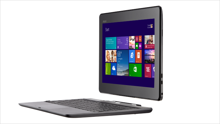 ASUS Transformer Book T100 e Acer Switch 10 in offerta!