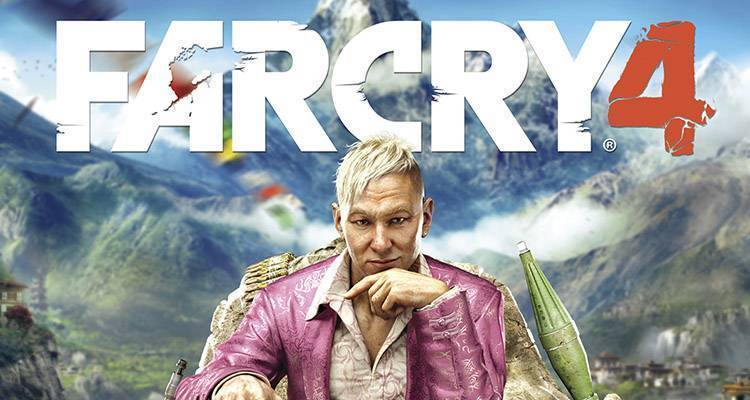 locandina far cry 4