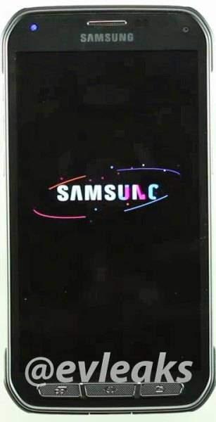galaxy s5 active logo samsung