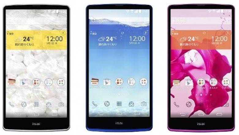 LG Isai FL: anteprima di ciò che vedremo su LG G3?