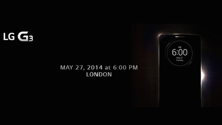 LG G3: arrivo il video teaser per la presentazione ufficiale