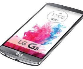 Immagine promozionale di LG G3