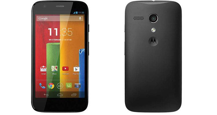 Motorola Moto G LTE in Pre-ordine a 199€ su Expansys