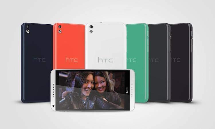 HTC Desire 816 e Desire 610 arrivano sul mercato italiano