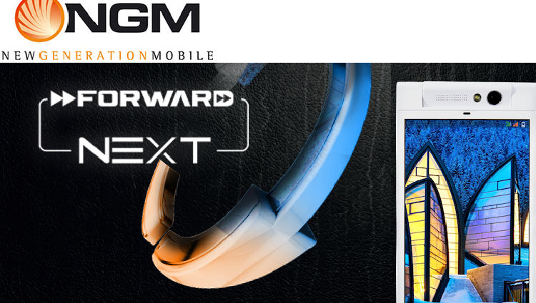 NGM svela Forward Next, device Octa-Core perfetto per i Selfie!