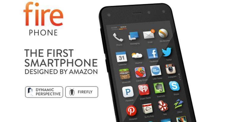 Amazon Fire Phone, primo video hands-on