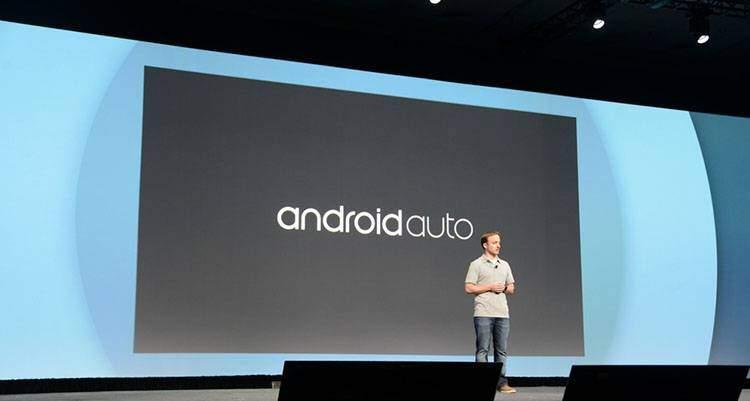 Android Auto, Google sfida CarPlay di Apple