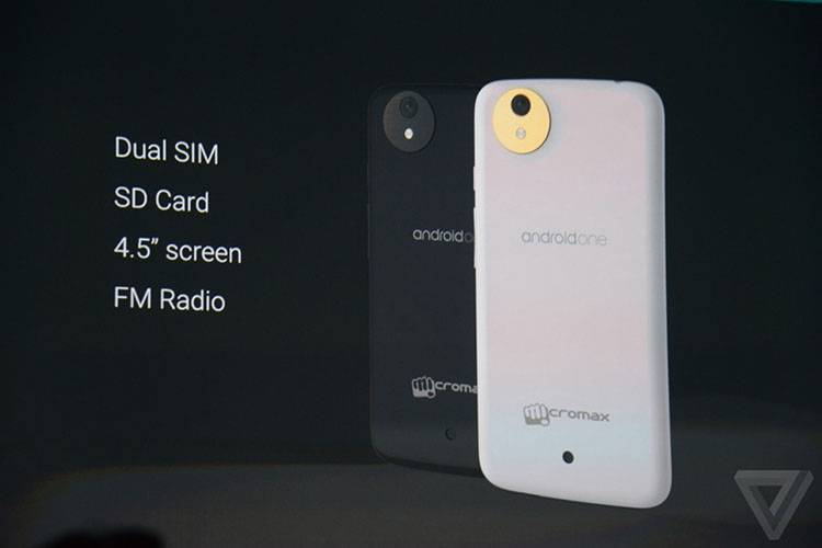 Android One Micromax
