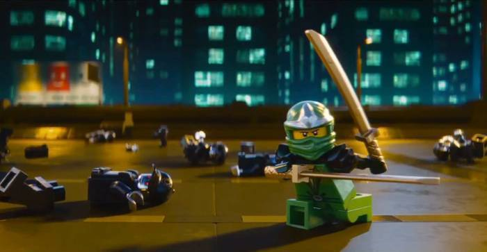 LEGO's Ninjago, il primo teaser trailer