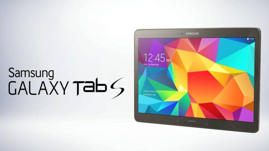 Samsung Galaxy Tab S 8.4 e Galaxy Tab S 10.5: ecco le caratteristiche tecniche ufficiali!