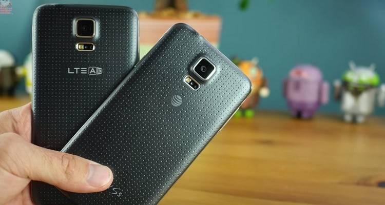 Fotografia con Galaxy S5 LTE-A