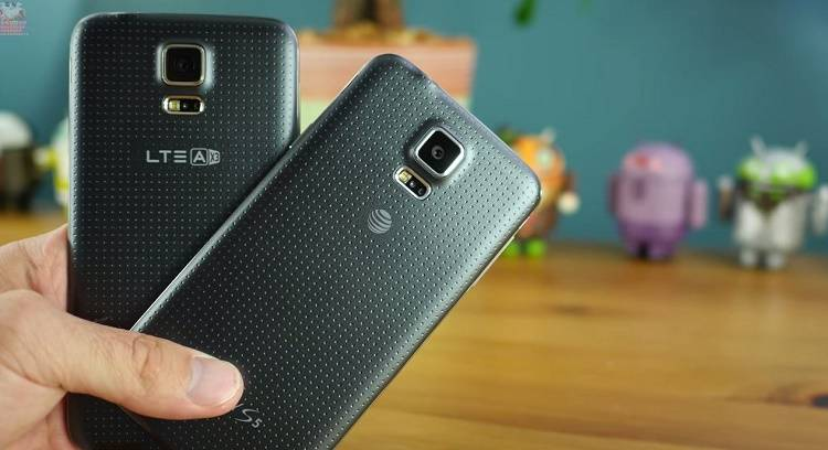 Samsung Galaxy S5 LTE-A (Prime): prima video recensione e confronto con LG G3 e S5